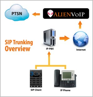 Malaysia Alien VoIP Service Provider Wholesale | SIP Trunking