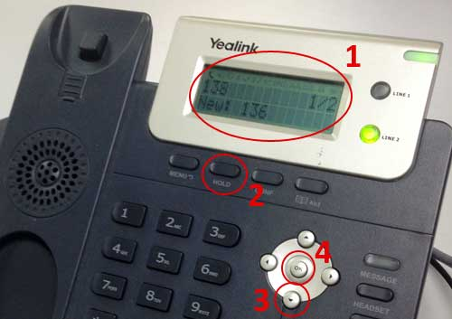 VoIP Malaysia Call Waiting T20P 1