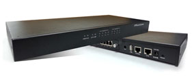 A401 4 port ip pbx