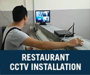 cctv setup restaurant penang