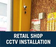 cctv setup retail shop selangor