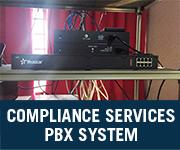 compliance services voip pbx system