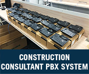 construction consultant voip pbx system