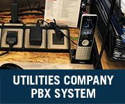 utilities voip pbx system