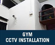 gym cctv installation selangor