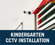 kindergarten cctv installation Penang