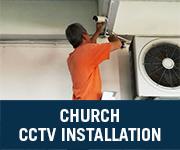 church cctv installation johor bahru