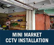 mini market cctv installation ampang