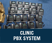 clinic voip pbx system