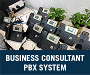 business consultant voip pbx system